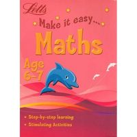 Maths Lets Make It Easy - Age 6-7 image