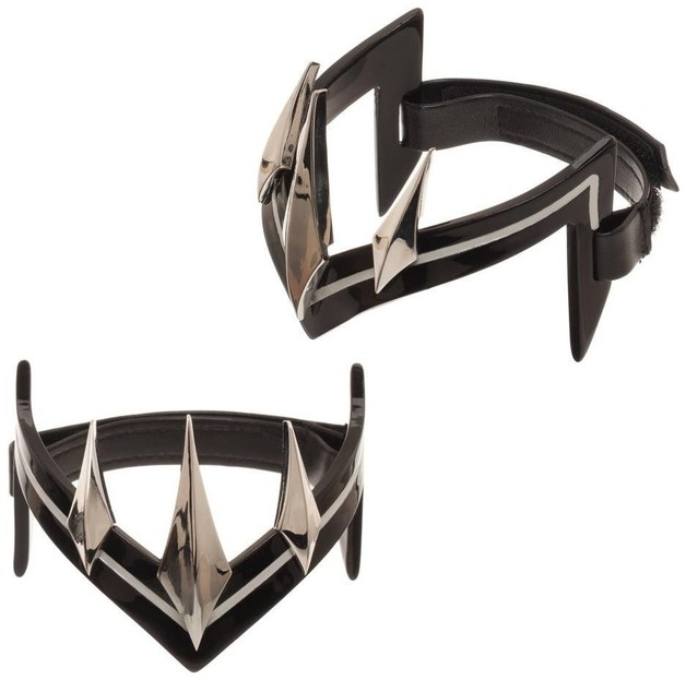 Marvel: Black Panther - Cosplay Forearm Cuffs