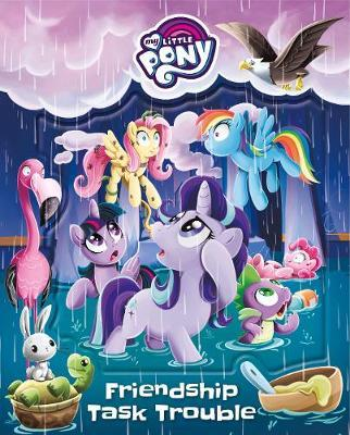 My Little Pony Friendship Task Trouble by Parragon Books Ltd image