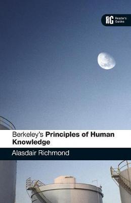 "Berkeley's ""Principles of Human Knowledge"" by Alasdair Richmond image"