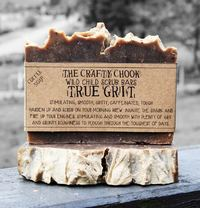 The Crafty Chook True Grit Soap