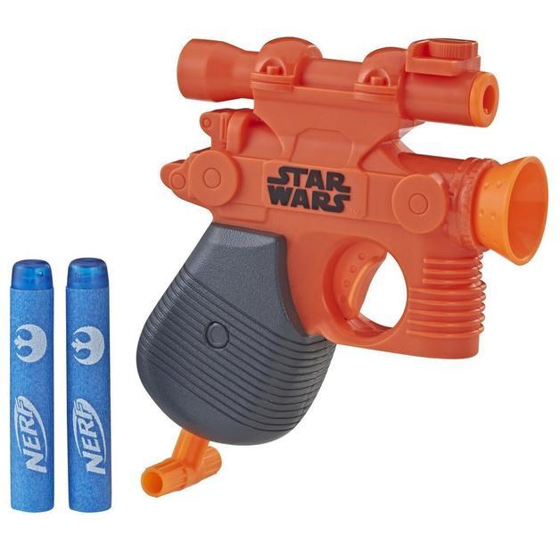 Nerf: Star Wars Microshots Blaster - Han Solo
