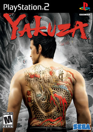 Yakuza for PlayStation 2