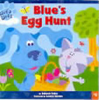 Blue's Egg Hunt by Deborah Reber image