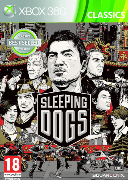 Sleeping Dogs (Classics) for X360