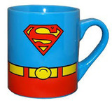 Superman Costume Collector Mug