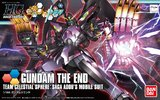HGBF 1/144 Gundam The End Model kit