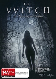 The Witch on DVD