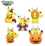 Pokemon Halloween Pikachu Charm