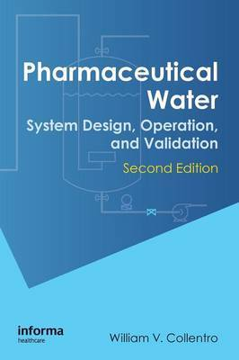 Pharmaceutical Water by William V Collentro