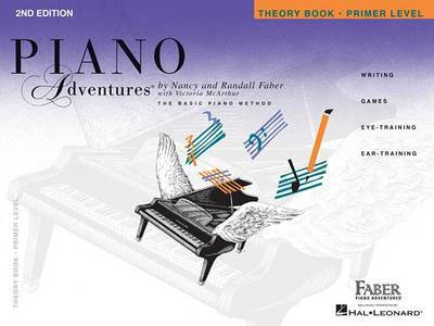 Piano Adventures - Theory Book - Primer Level image