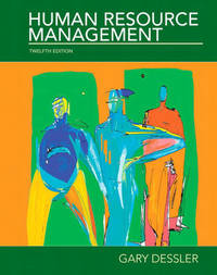 Human Resource Management by Gary Dessler image