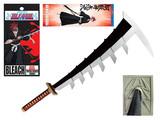 """Bleach: Renji Abarai - 39"""" Foam Samurai Sword"""