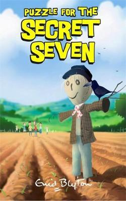 Puzzle for the Secret Seven by Enid Blyton image