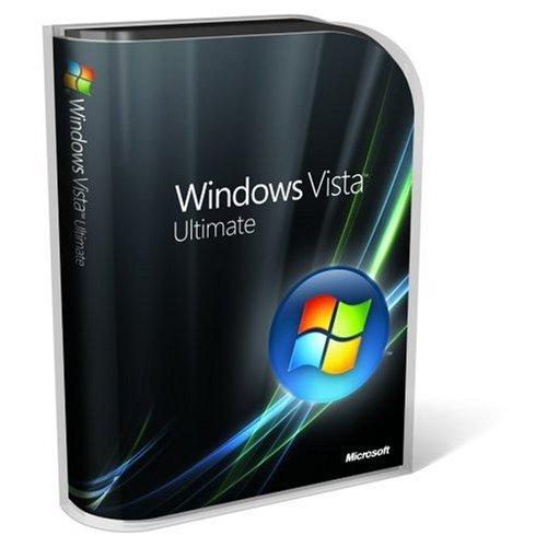 Microsoft Windows Vista Ultimate Upgrade image