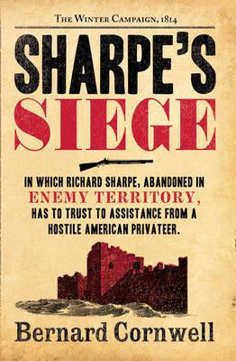 Sharpe's Siege by Bernard Cornwell image