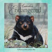 Australia's Endangered Animals by Luisa Adam image