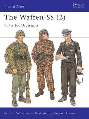 The Waffen-SS (2) by Gordon Williamson image