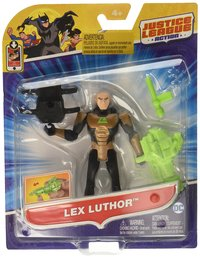 "Justice League: 4.5"" Action Figure - Lex Luthor"