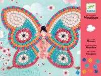 Djeco: Mosaic Butterflies Kit