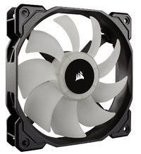 Corsair SP120 RGB LED 120mm Static Pressure Fan With Controller