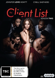 The Client List: Season Two on DVD image