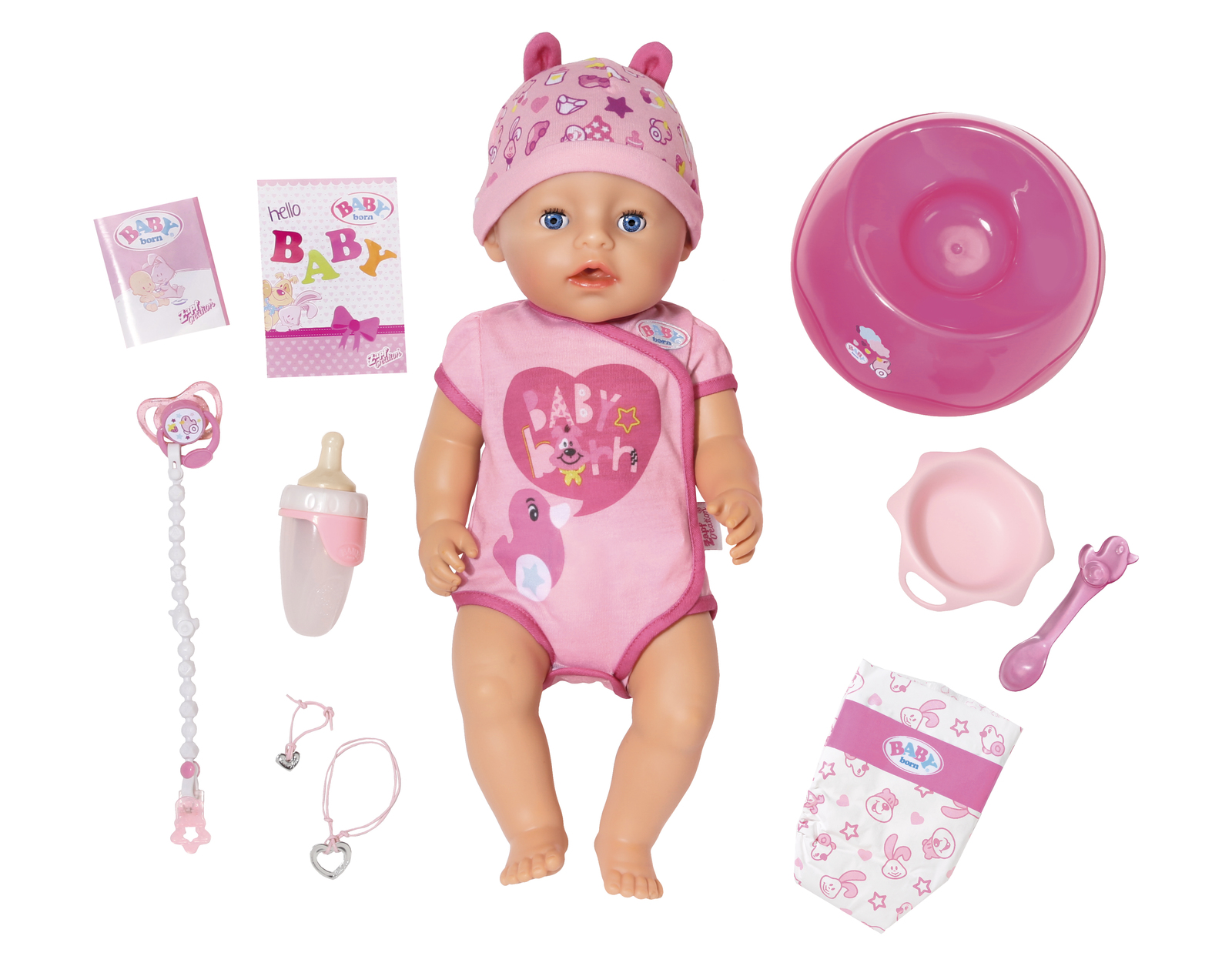 Baby Born: Soft Touch Doll - 43cm image