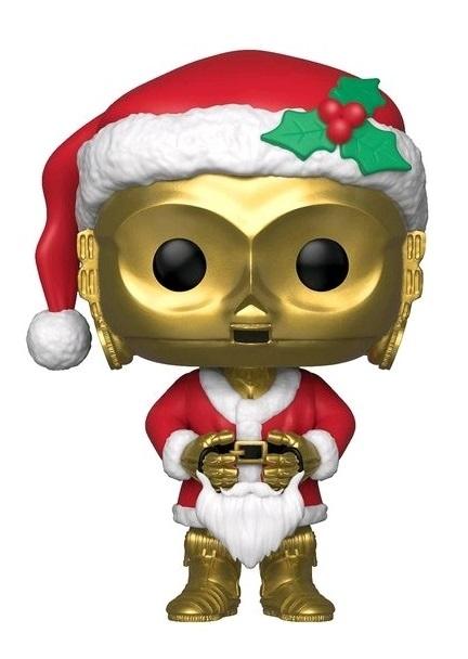 Star Wars: Holidays - C-3PO (as Santa) Pop! Vinyl Figure image