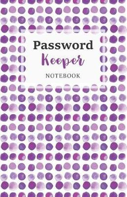 Password Keeper Notebook by Michelia Creations