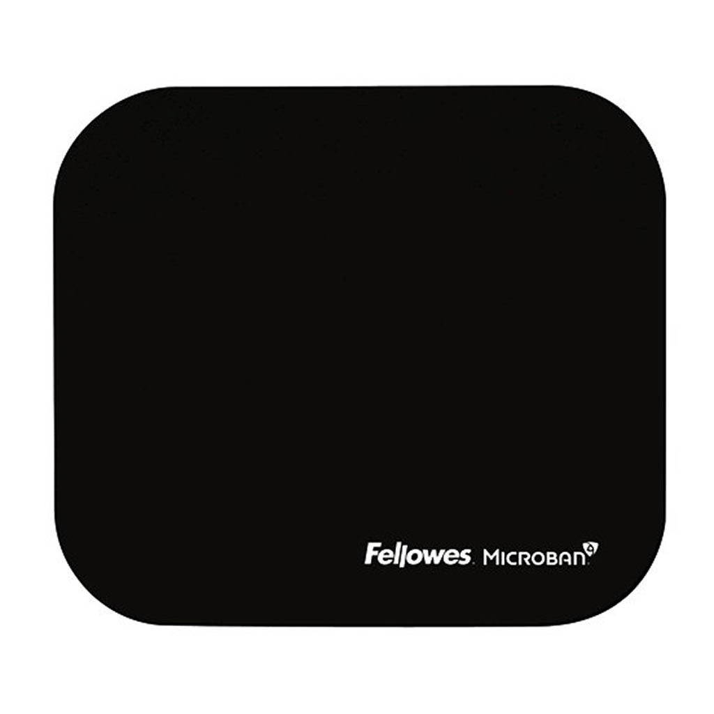 Fellowes: Microban Mouse Pad - Black image