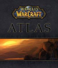 """World of Warcraft"" Atlas for Hardback by BradyGames"