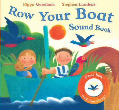 Row Your Boat by Pippa Goodhart image