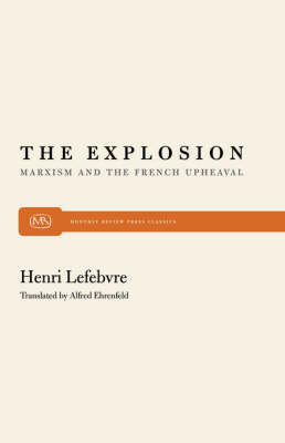 Explosion by Henri Lefebvre image