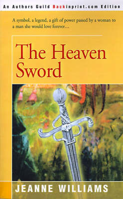 The Heaven Sword by Jeanne Williams image