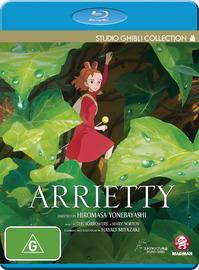 Arrietty (Standard Edition) on Blu-ray
