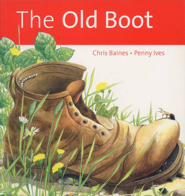 The Old Boot by Chris Baines image