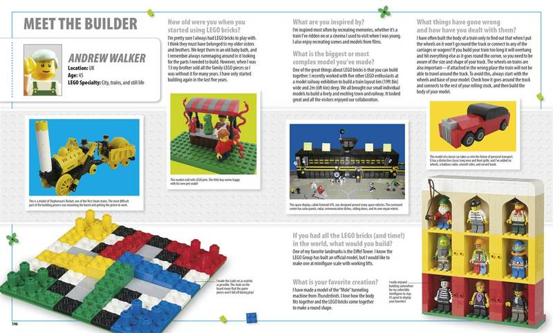 The LEGO Ideas Book by DK image