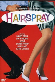 Hairspray (1988) on DVD image