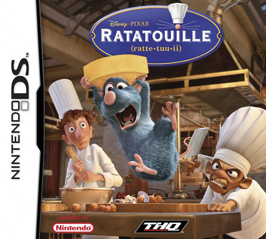 Ratatouille for Nintendo DS