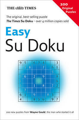 "The ""Times"" Easy Su Doku"