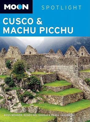 Moon Spotlight Cusco and Machu Picchu by Ross Wehner