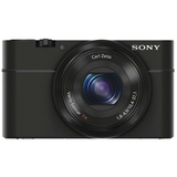 Sony Cyber-Shot DSC-RX100 20.2MP Digital Camera