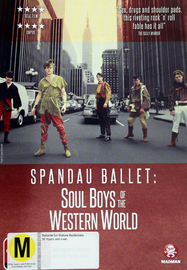 Spandau Ballet: Soul Boys Of The Western World DVD