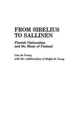 From Sibelius to Sallinen by Lisa De Gorog image
