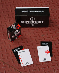 Superfight! - The Walking Dead Deck image