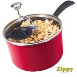 Zippy Snack & Popcorn Maker (Red)