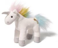Gund: Chatters Unicorn Plush (Rainbow)