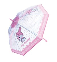 My Melody: Vinyl Umbrella - (Flower)