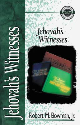 Jehovah's Witnesses by Alan W. Gomes image
