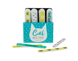 Annabel Trends Nail File - Cat (Assorted)
